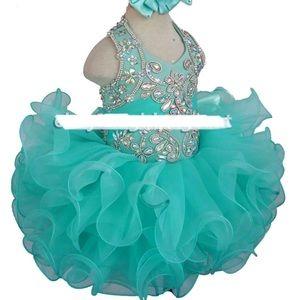 Dresses & Skirts - Size 2t Glitz Pageant dress